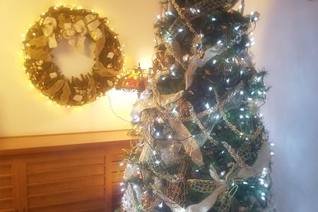 クリスマス茶会・茶事のご案内